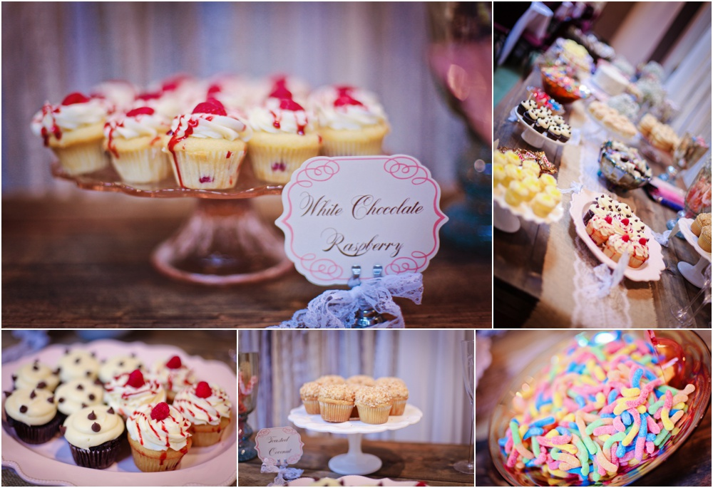 pensacola wedding planner - candy buffet dessert bar
