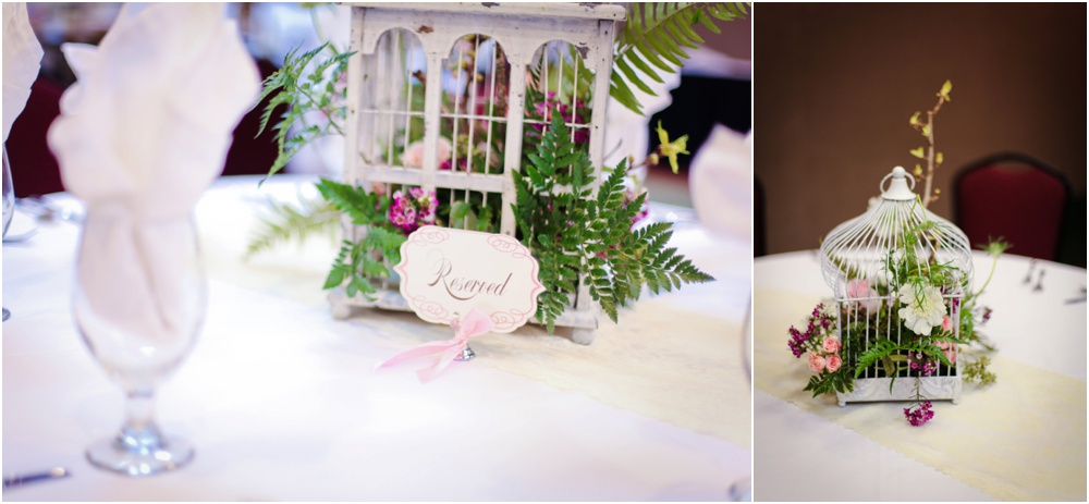 pensacola wedding planner - shabby chic wedding babies breath