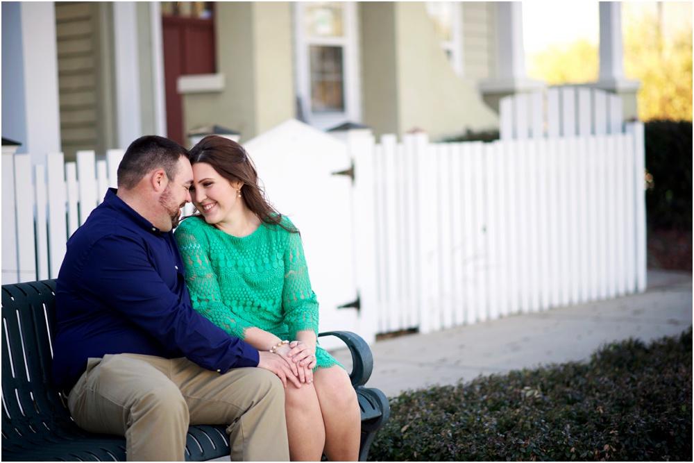 ashley and ben - engagement session with southern grace photography