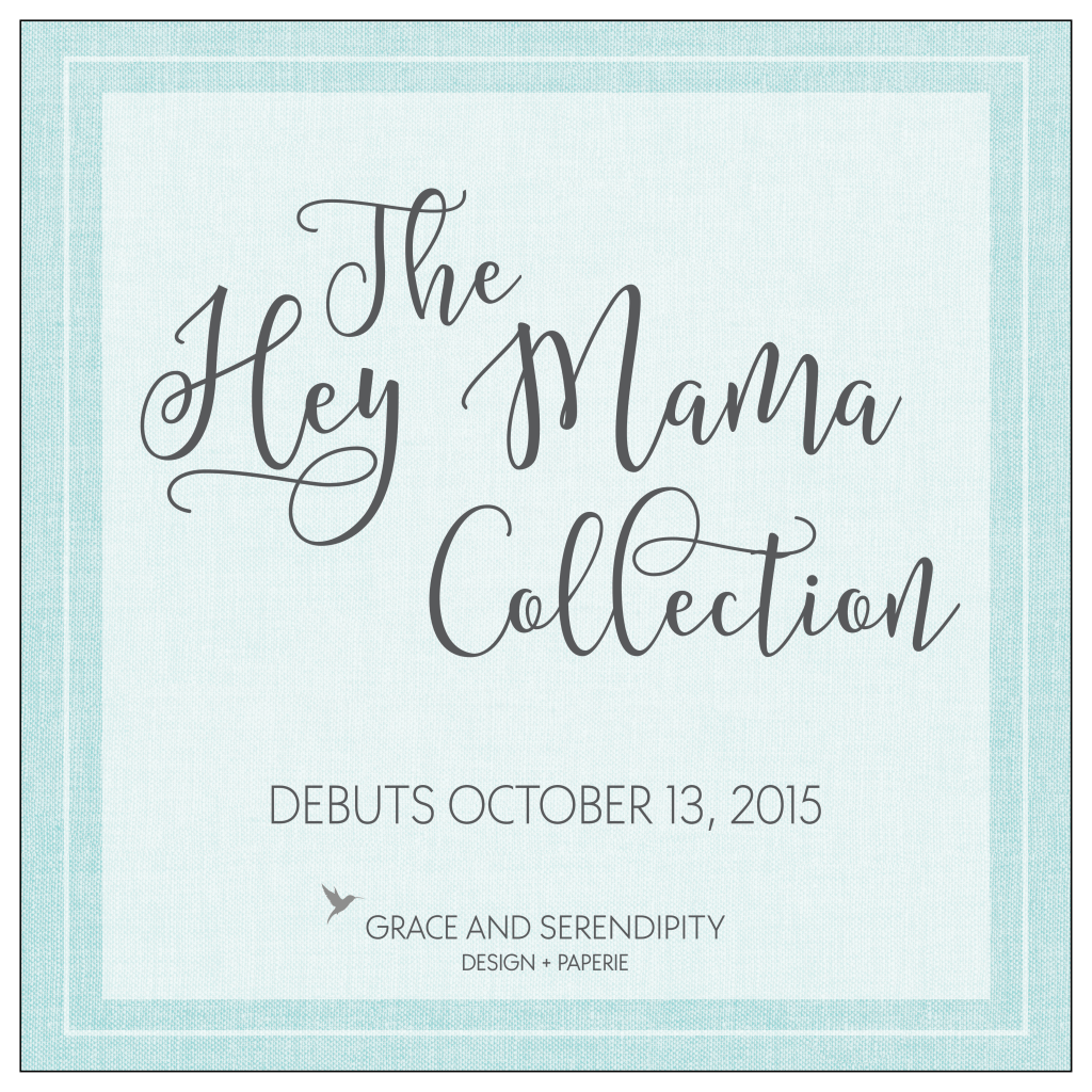 hey mama collection - encouragement cards for moms by grace and serendipity