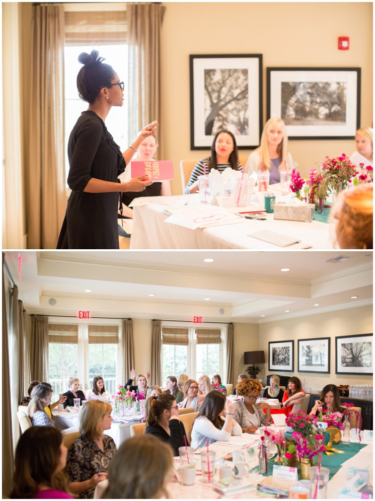 Olivia Omega - Society for Creative Founders - 2016 Conference Experience at The Lee House by Grace and Serendipity