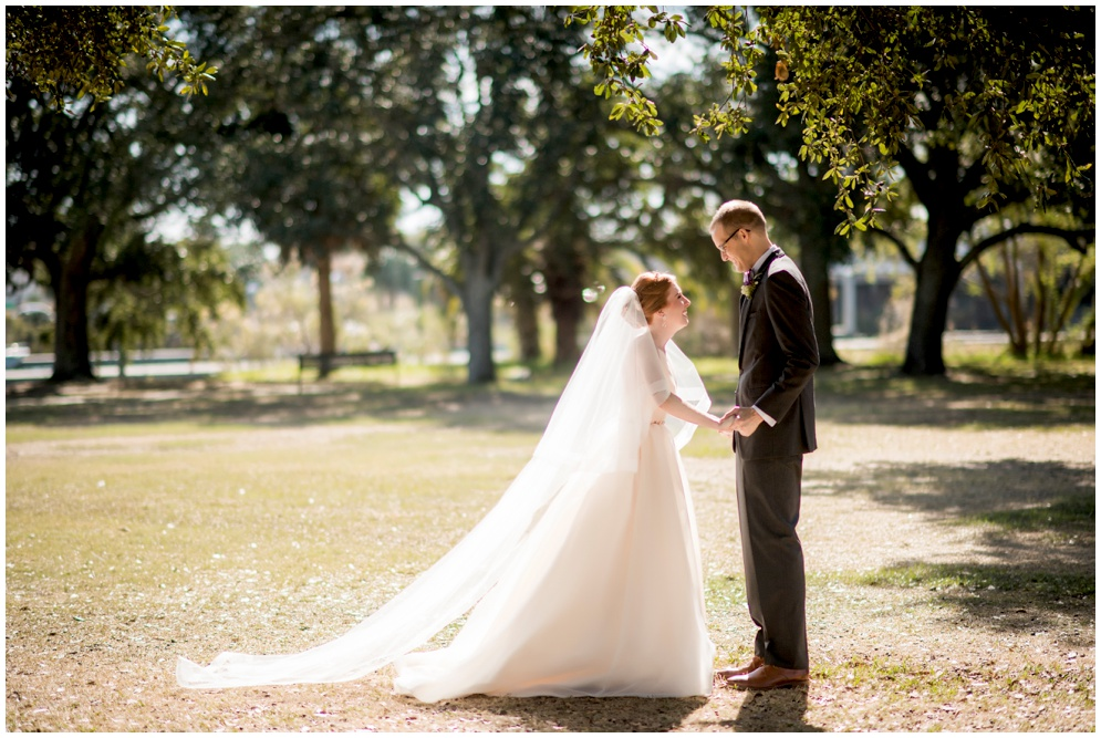 Lee House, Old Christ Church, and Palafox Wharf - Aislinn Kate Photography