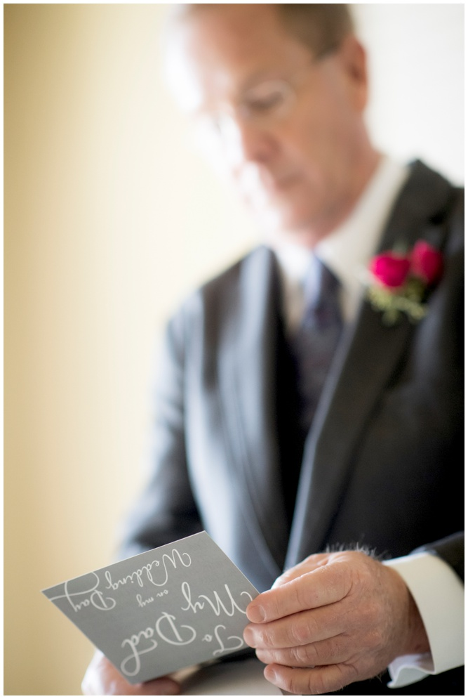 To My Dad card by Grace and Serendipity - Aislinn Kate Photography