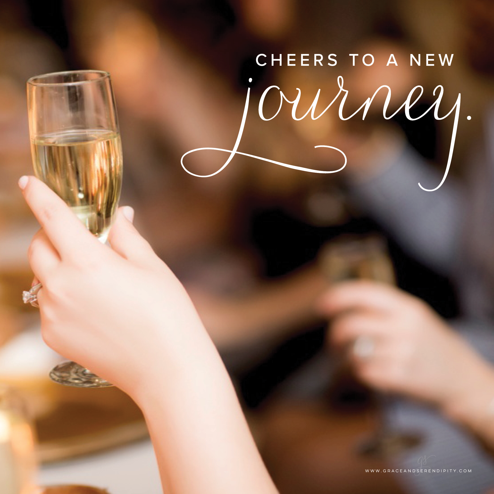 cheers to a new journey - aislinn kate photography