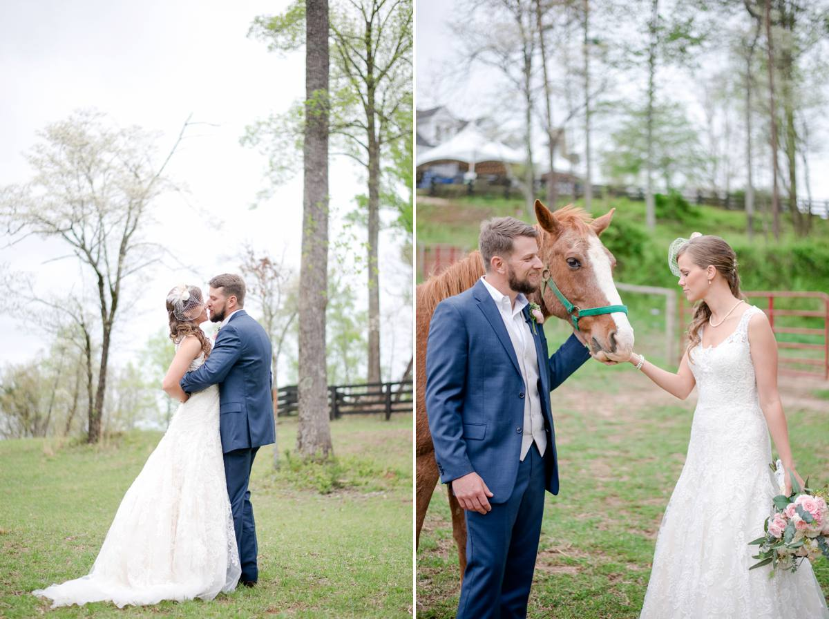 Mystic Connecticut backyard wedding with horses_0062.jpg