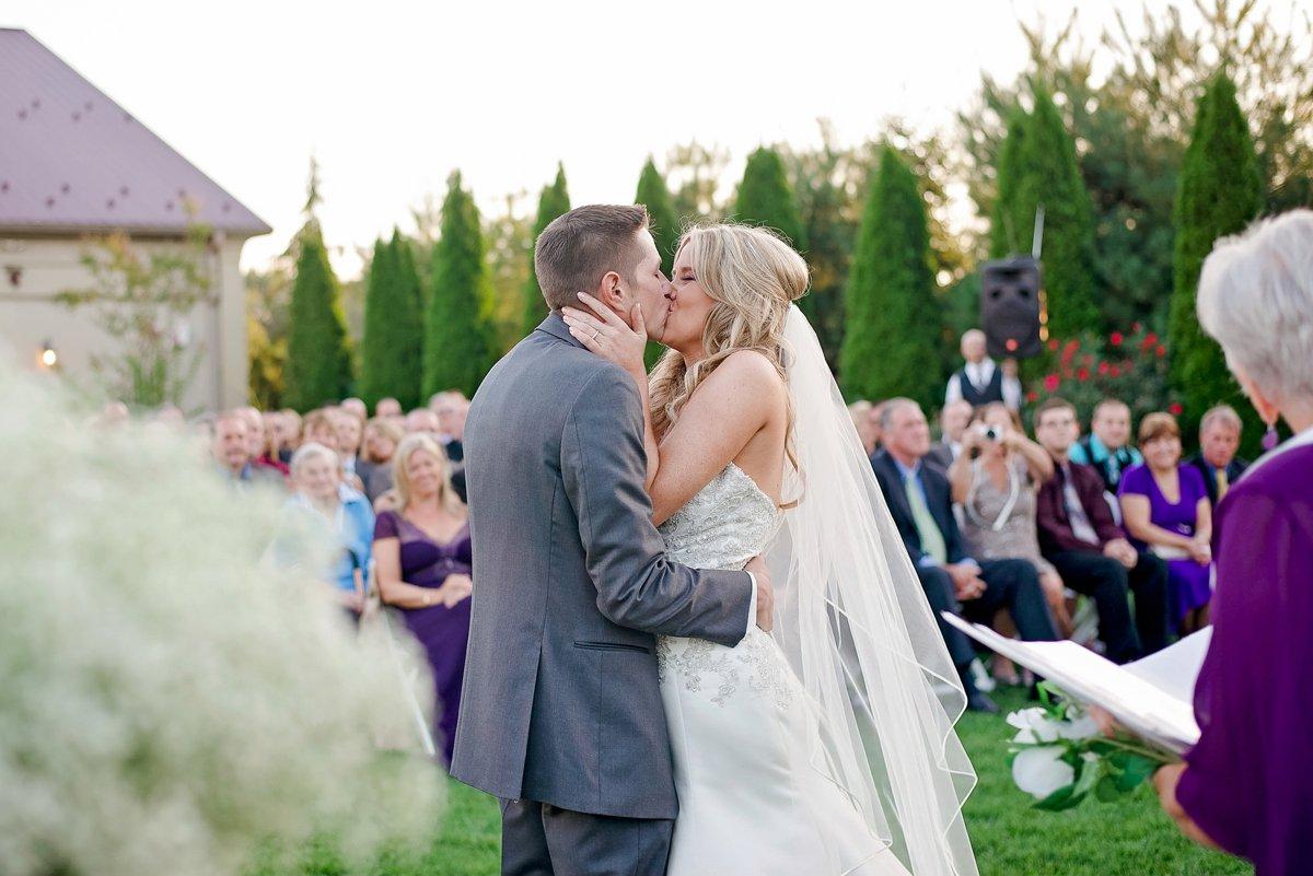 Vineyard Weddings | CT wedding photographer