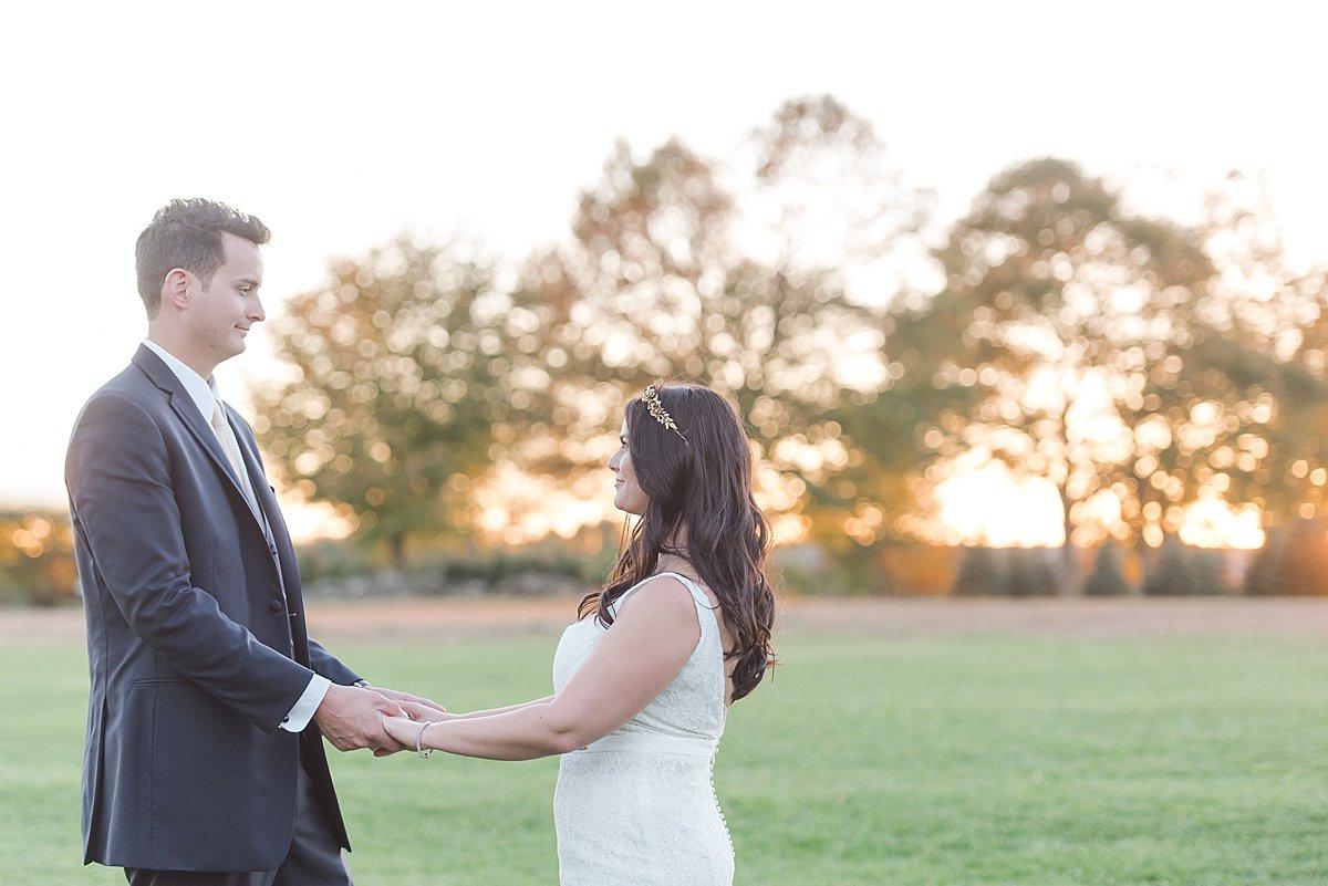 Allen Hill Farm Wedding