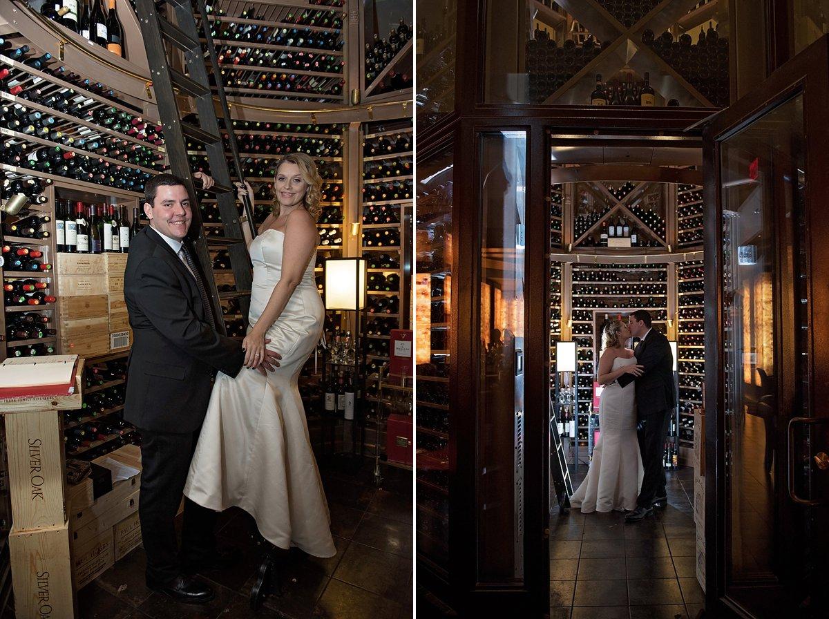 David Burke Prime Wine Cellar