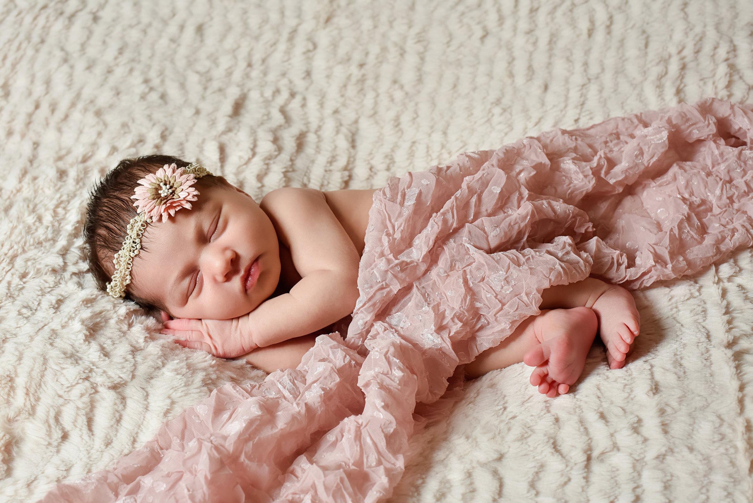 Connecticut Newborn Photo