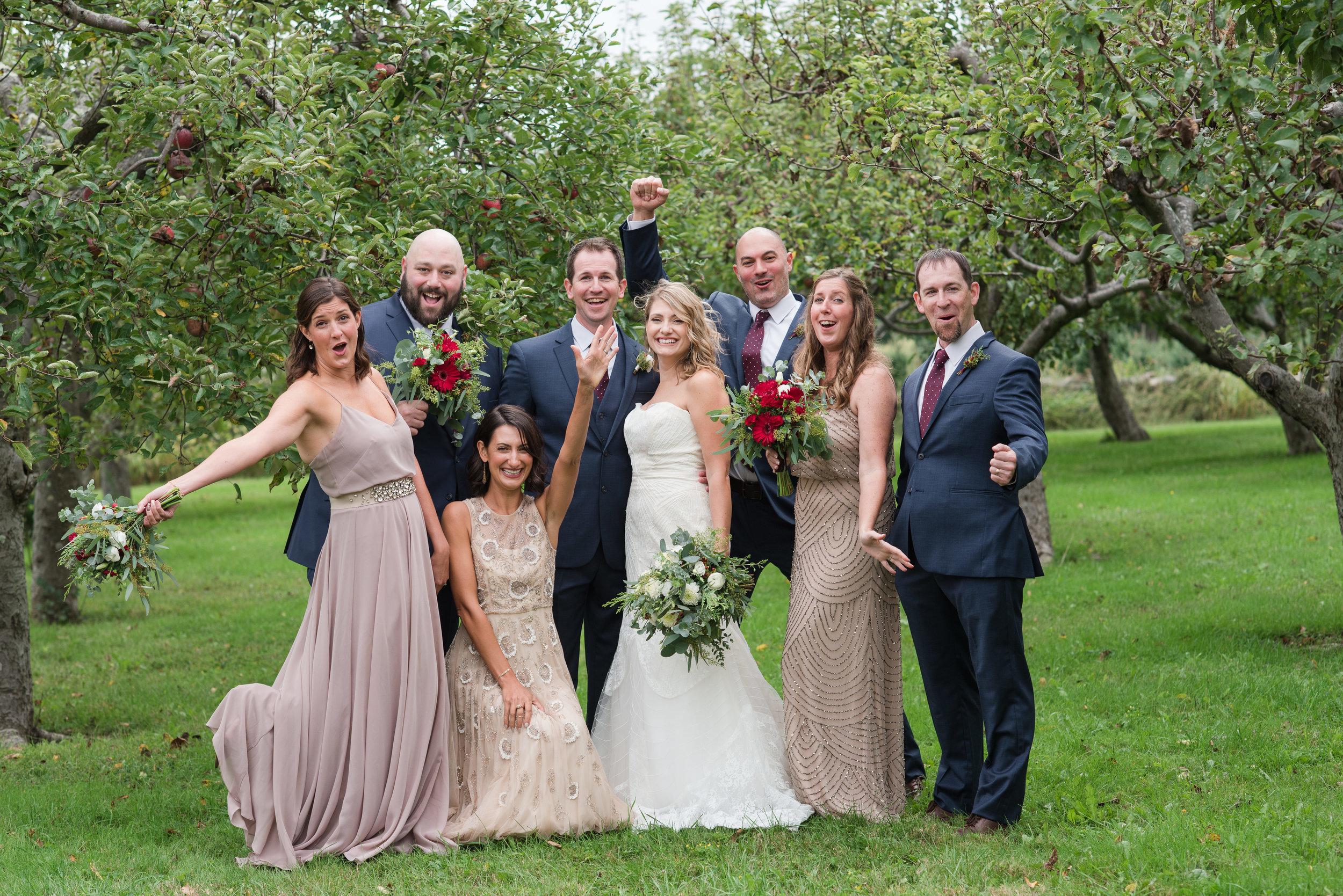 Allen Hill Wedding