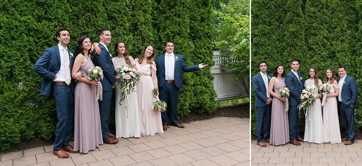 Simsbury Inn Wedding