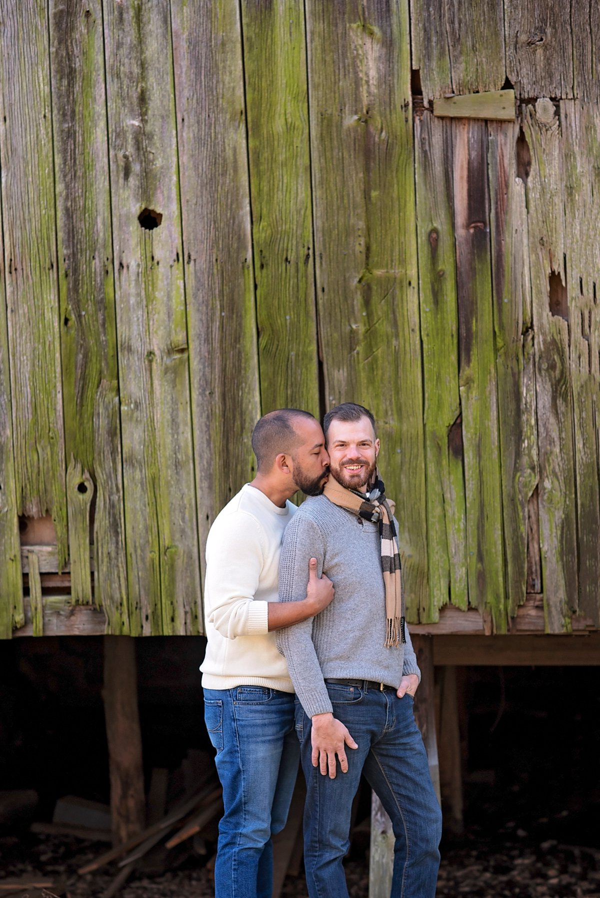 LGBT engagement session