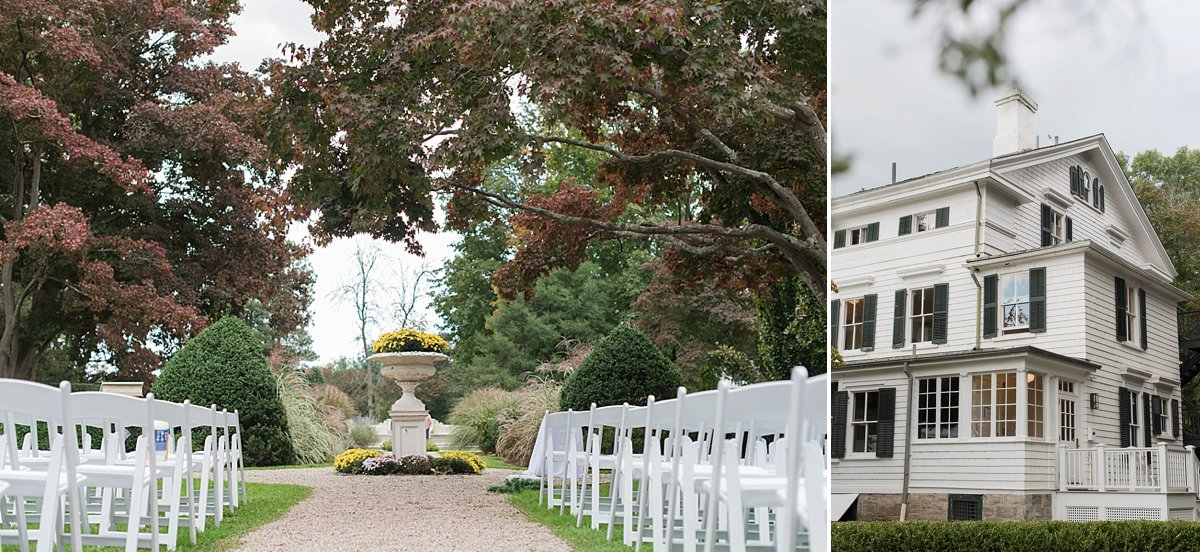 The Burr Mansion