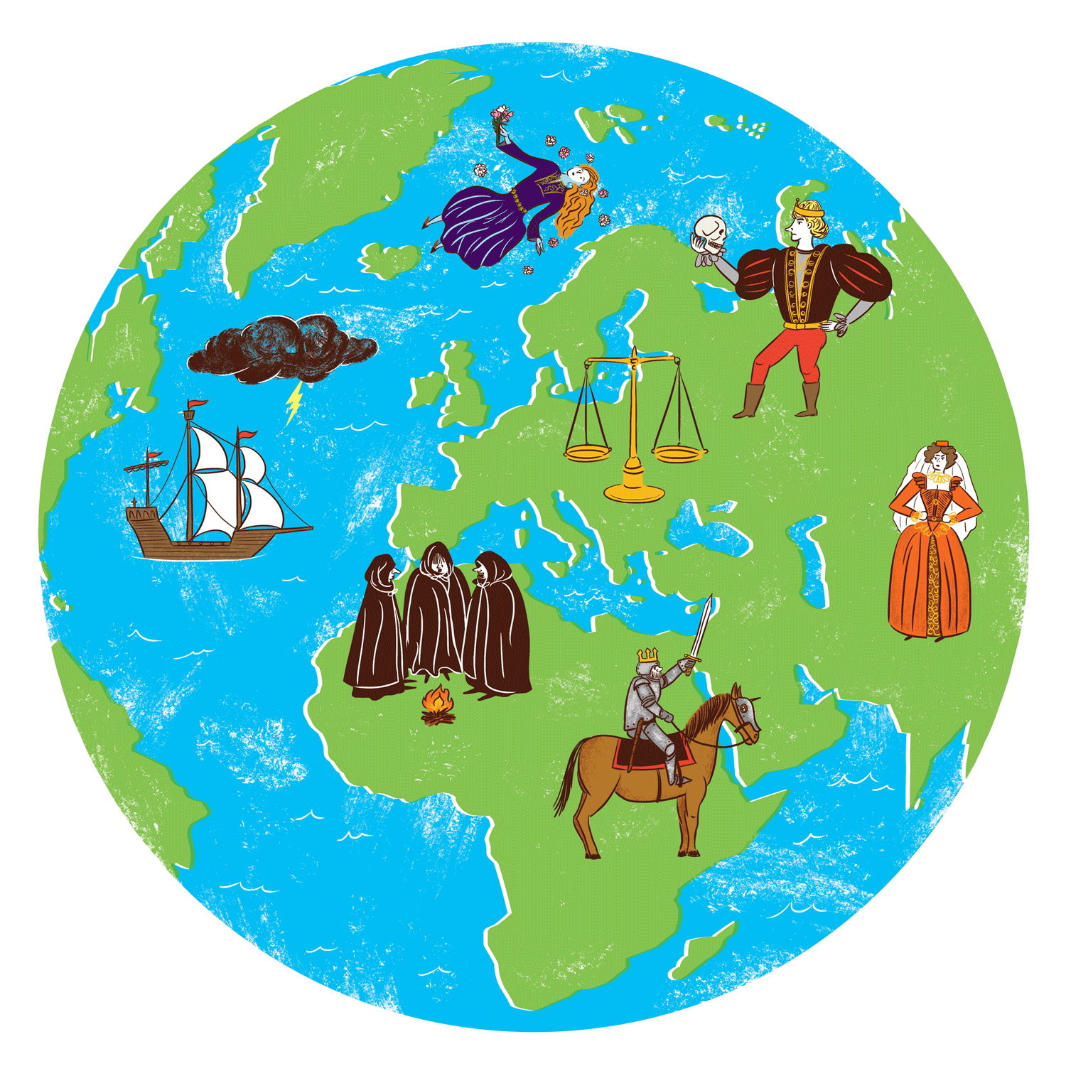 The Telegraph - Shakespeare's World