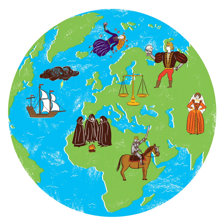 The Telegraph - Shakespeare's World