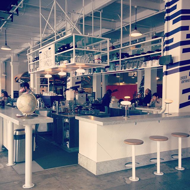 #grandcentralmarket #dtla #food #coffee #market