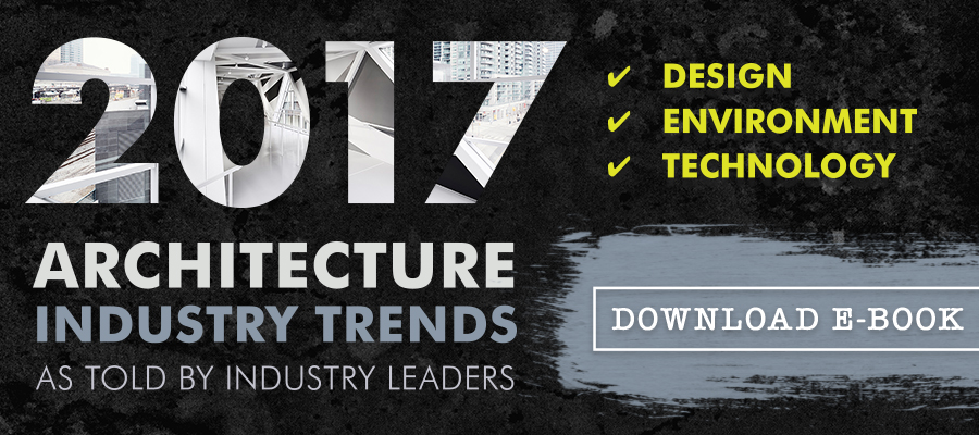 2017 architecture industry trends