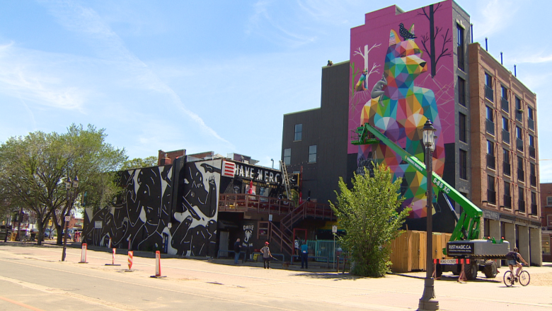 Photo Credit:  (Old Strathcona Mural Project, Courtesy of Yahoo News)