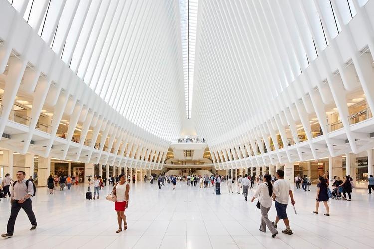 Photography by  HUFTON + CROW  Courtesy of Santiago Calatrava