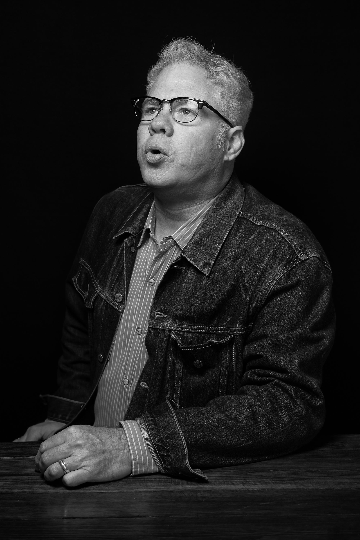 photo of Joe Van Wyk by Dickie Hill