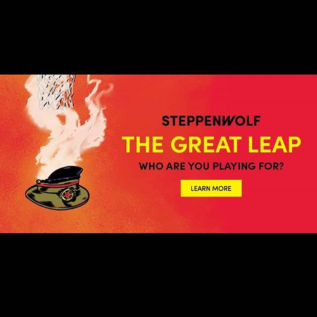 Great Leap is closing this week at @steppenwolfthtr so if you haven't seen it go see it. Not only does it feature the ridiculously talented @hi_denahnah in outfits I plan to steal from her but it's a work by Lauren Yee that confronts what growing up in Communism can do to people, to children, to parents. And basketball. And an awesome design.  Just go see it.  #Chicago #chicagoartist #Chicagoart #Chicagotheater #laurenyee #greatleap #steppenwolf #myfriendsaretalented