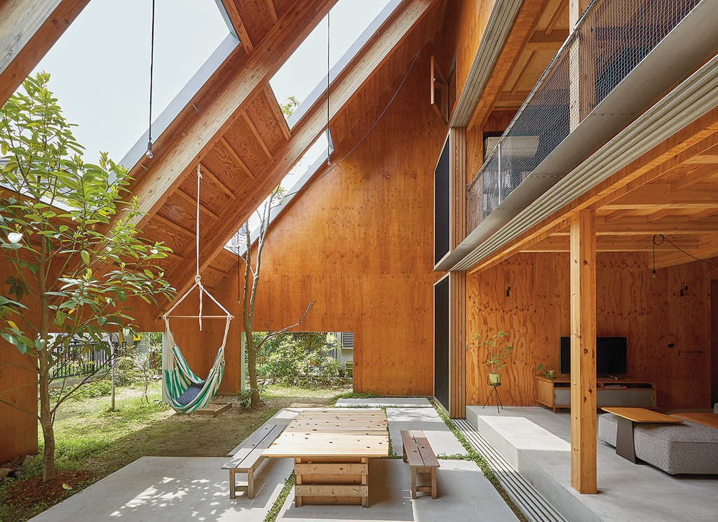 From: 'The Designers Envisioning A Bold New Kind of Japanese Architecture