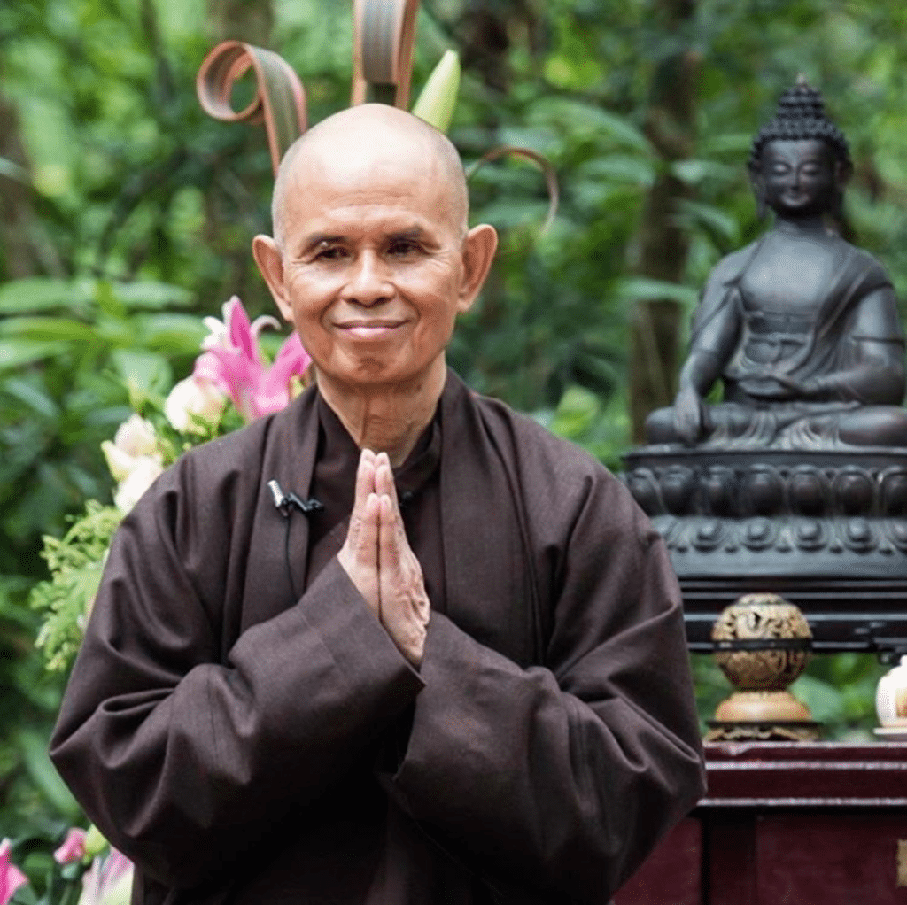 """""""No mud, no lotus."""" - -Thich Nhat Hanh"""