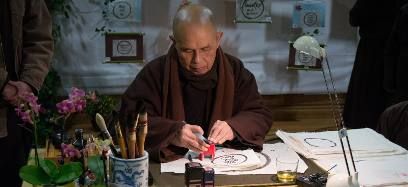 Thich Nhat Hanh on How Buddhism is for Everyone: - Buddhism is more of a way of life than a religion. It is like a fruit. You may like a number of fruits, like bananas, oranges, mandarins, and so on. You are committed to eating these fruits. But then someone tells you that there is a fruit called mango and it would be wonderful for you to try that fruit. It will be a pity if you don't know what a mango is. But eating a mango does not require you to abandon your habit of eating oranges. Why not try it? You may like it a lot. Buddhism is a kind of mango, you see—a way of life, an experience that is worth trying. It is open for everyone. You can continue to be a Jew or a Catholic while enjoying Buddhism. I think that's a wonderful thing.