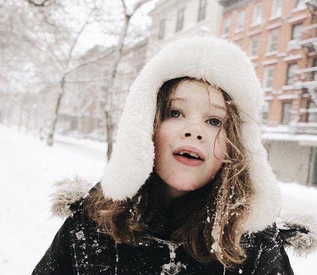 SNOW. ANGEL. ❤️