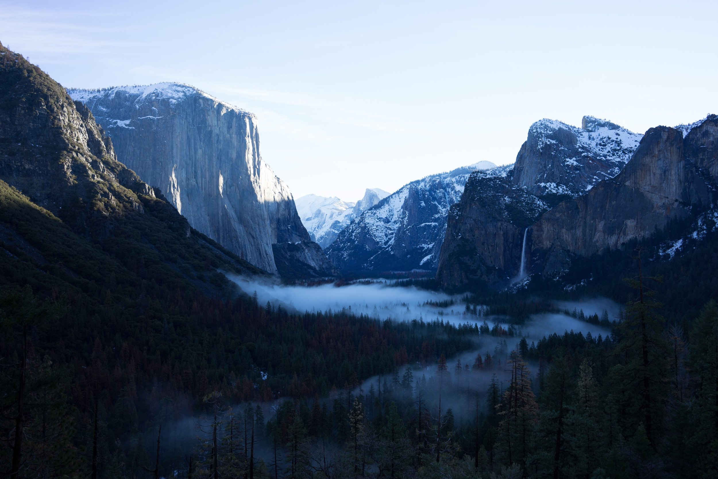 Tunnel view, never gets old and sometimes are better than others