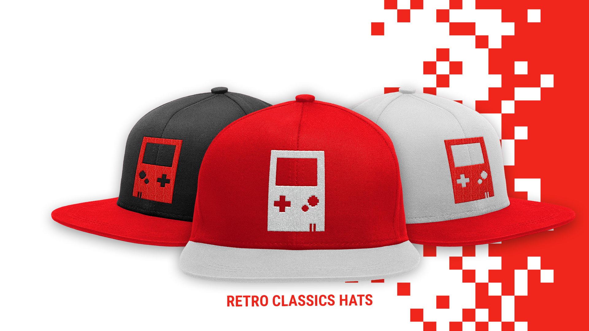 - Retro Classics merchandise will be sold to help expand their pull on potential customers.