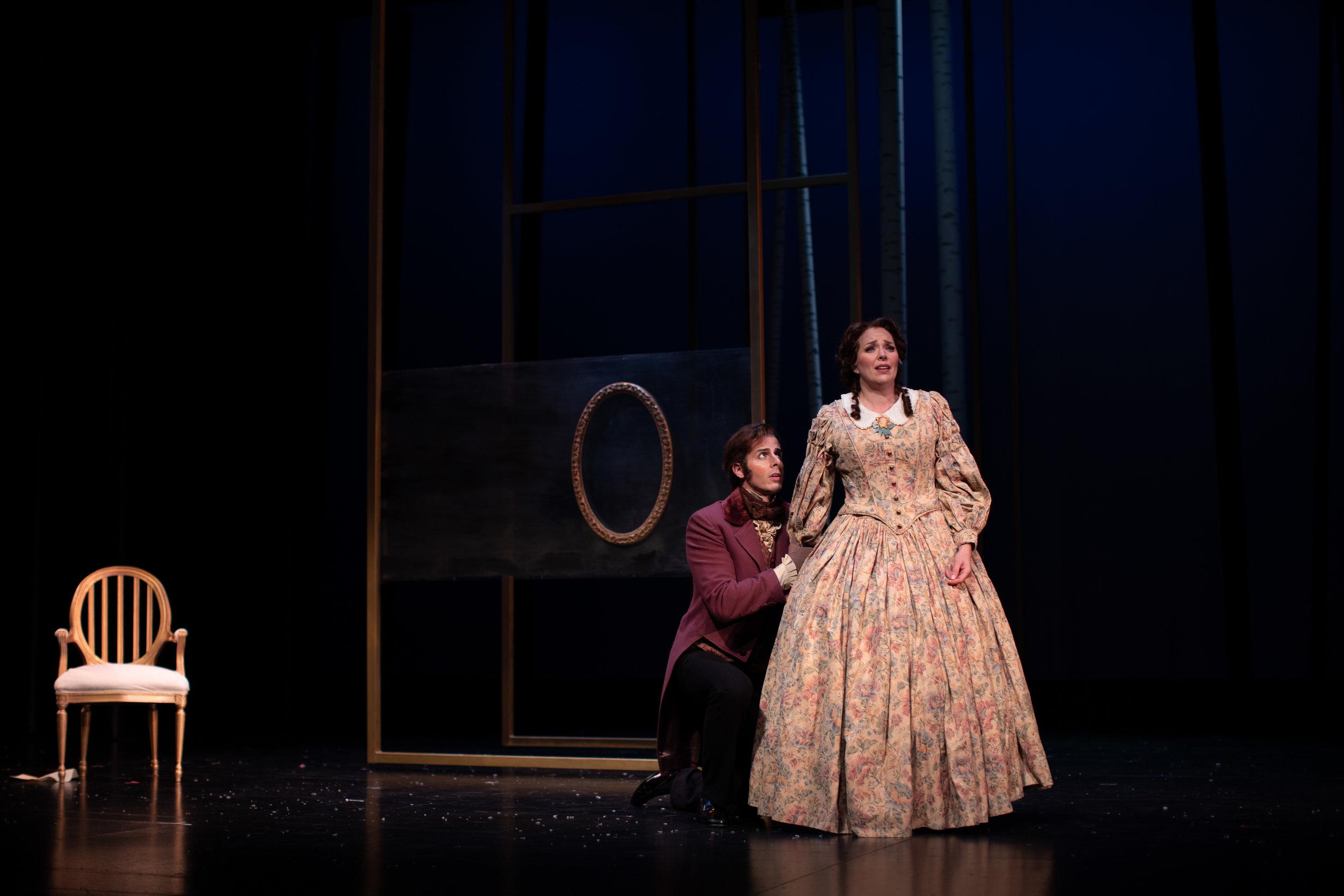 Opera Santa Barbara | Eugene Onegin | 2019