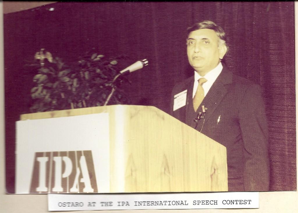 IPA Speech Contest