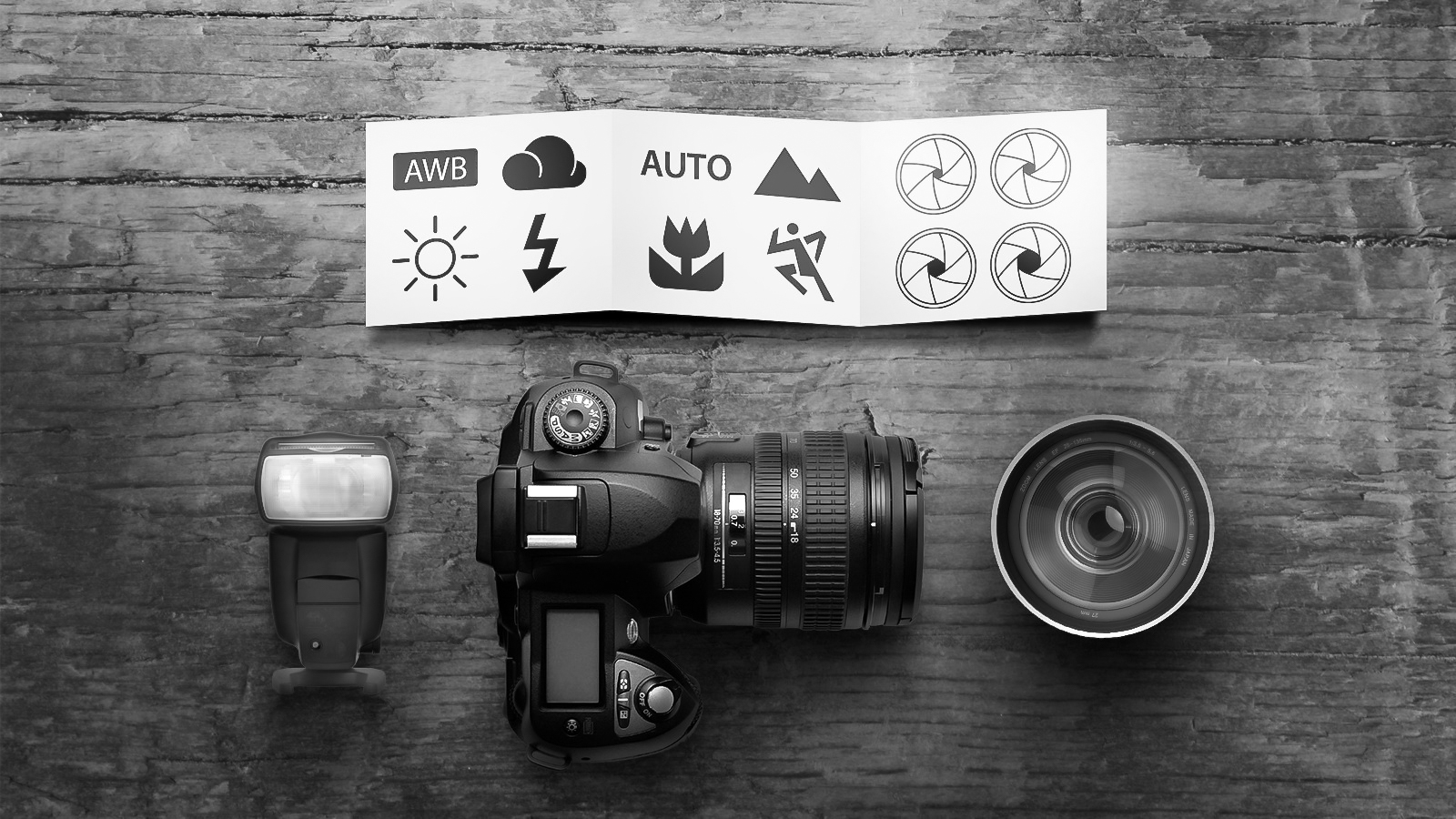 Photography Essentials - Take control of your camera. Make better photos.