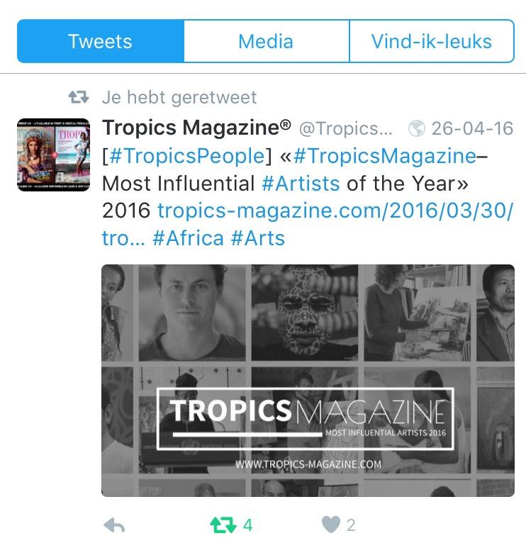 Tropics Magazine