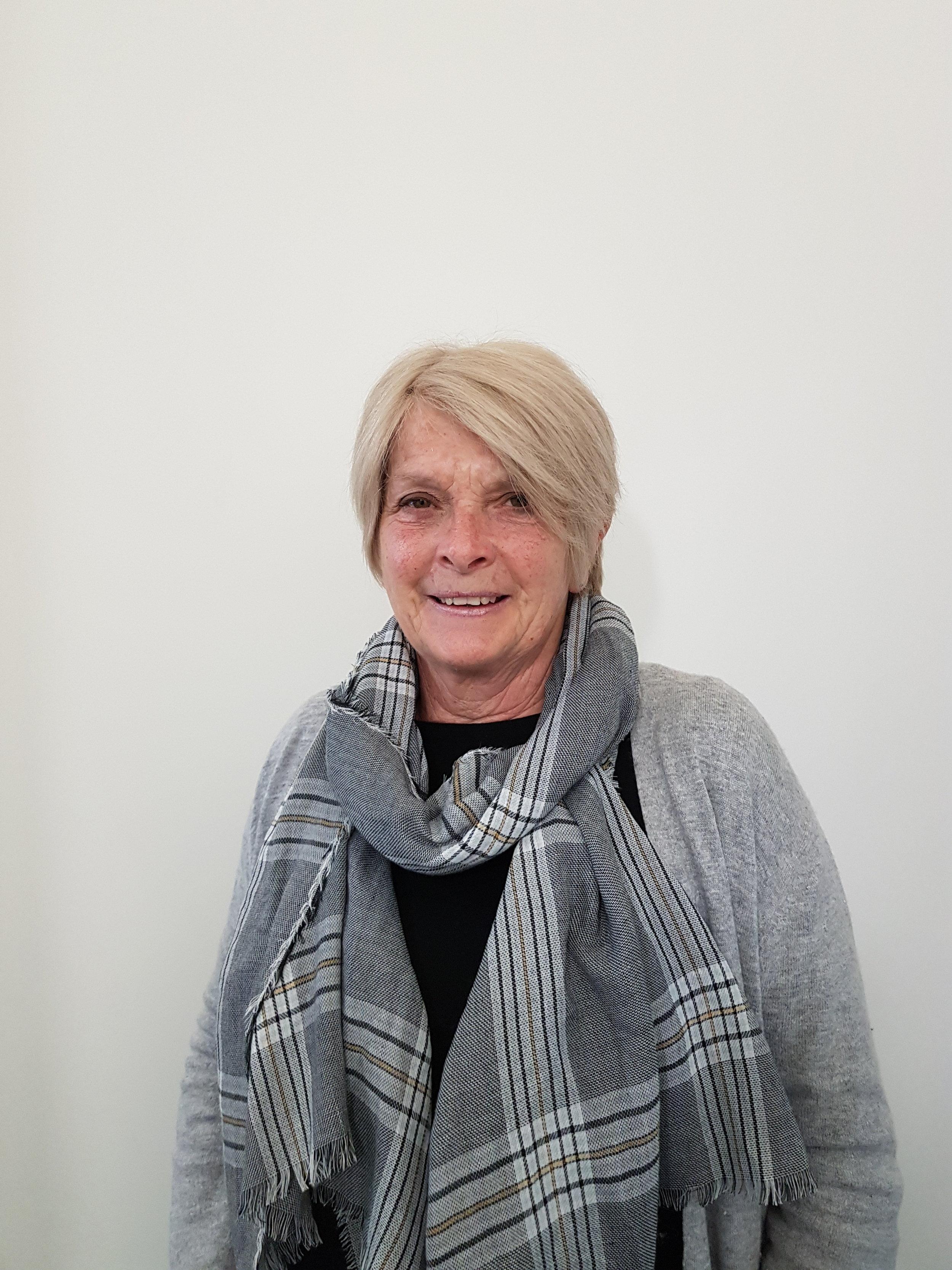 Mrs Caroline Lacey - AAB Member
