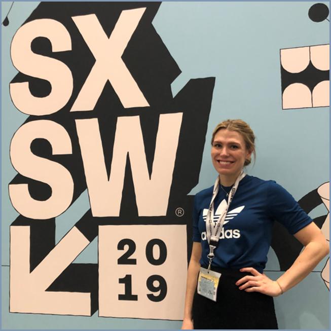 Ida in Austin, Texas March 2019