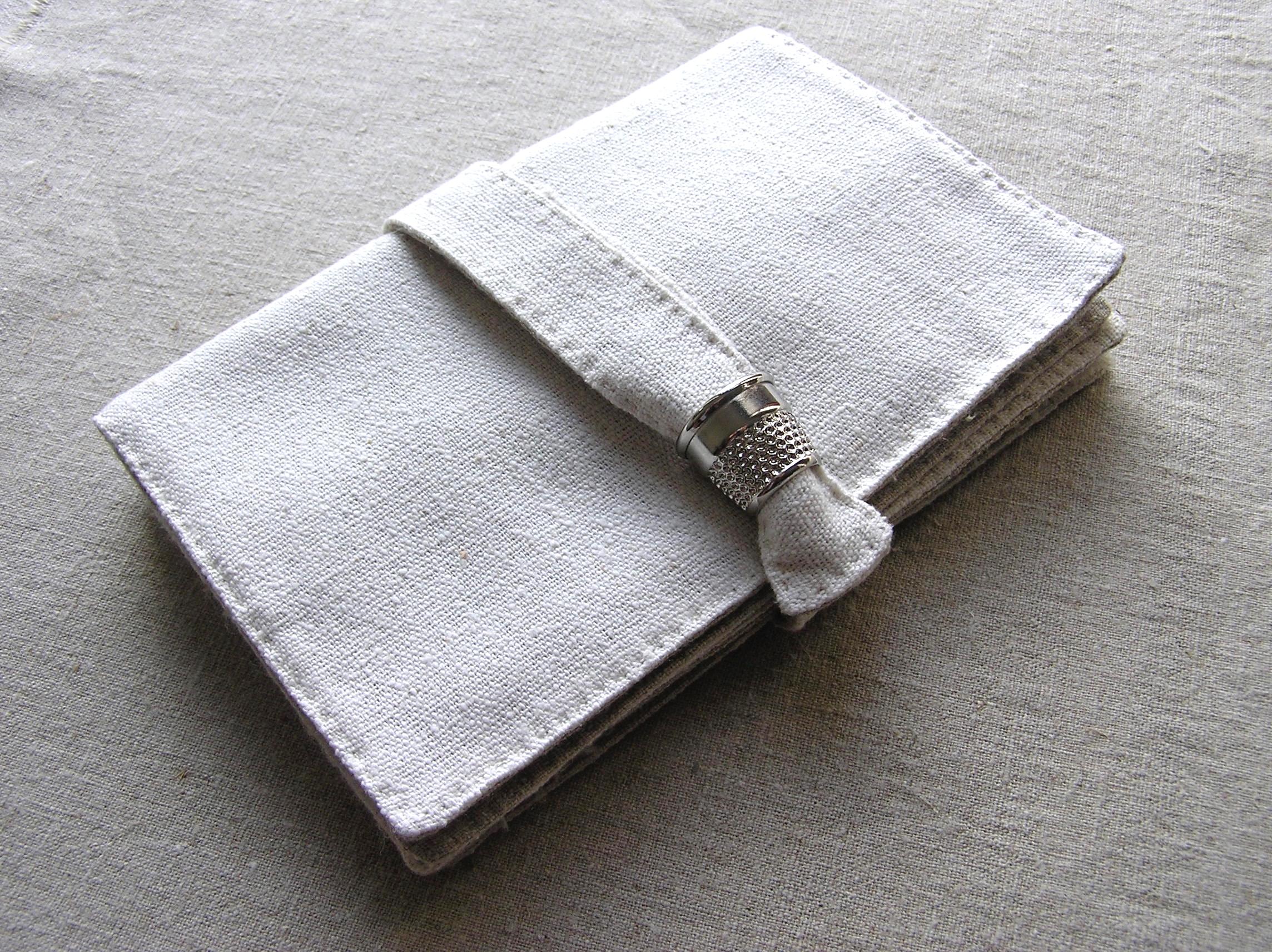 Cloth bound