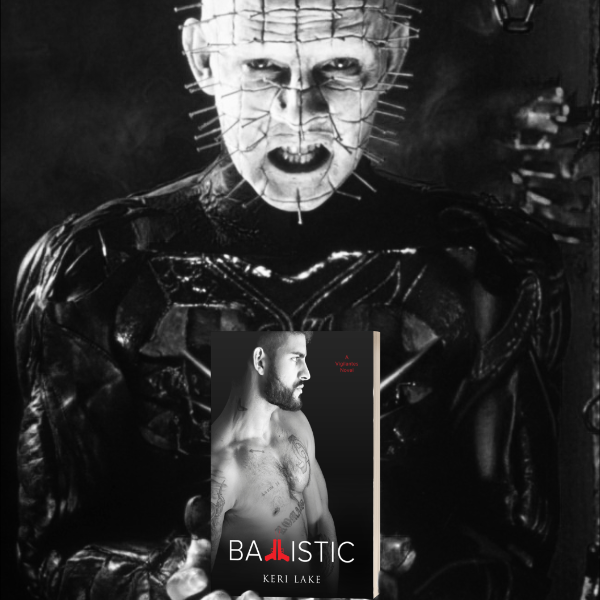 """""""I was on pins and needles throughout the story!""""  –Hellraiser Book Blog"""