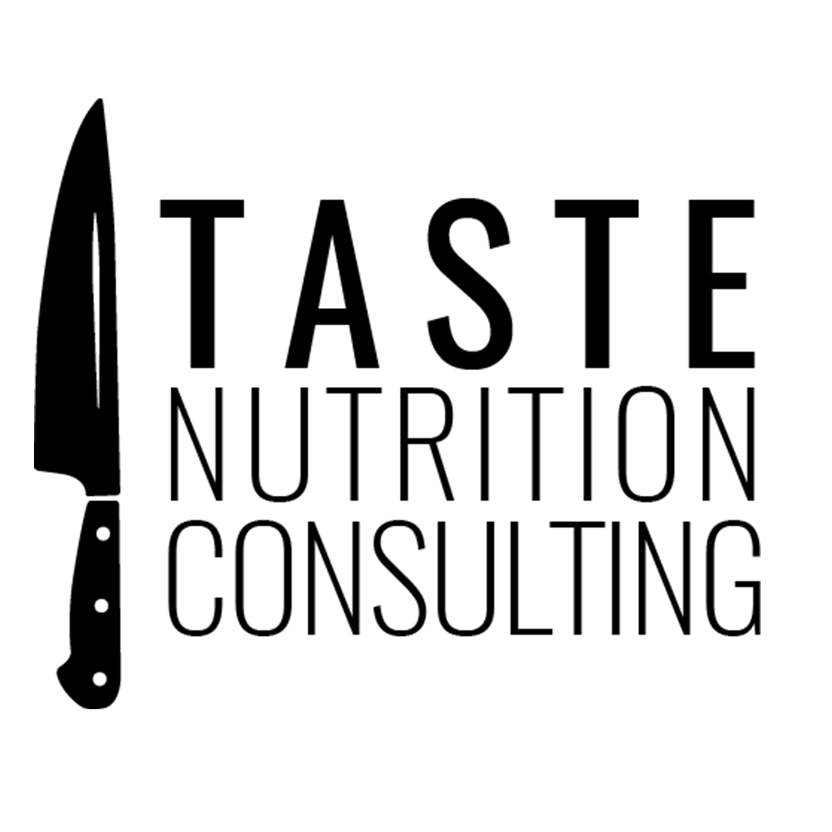 Taste Nutrition Consulting logo