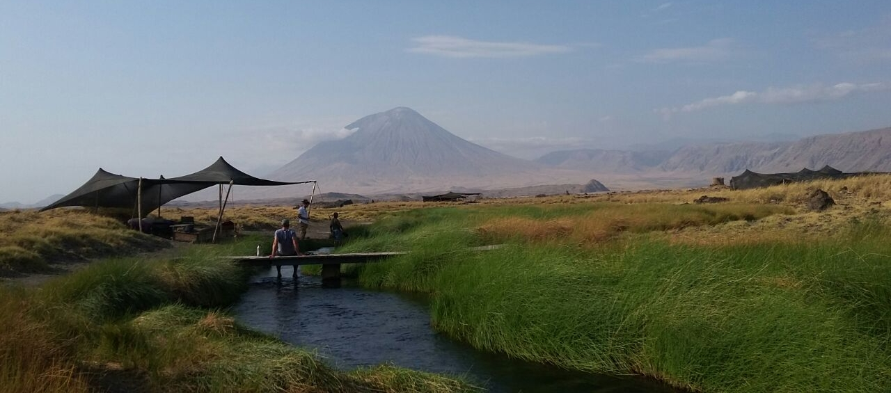 Lake Natron Camp