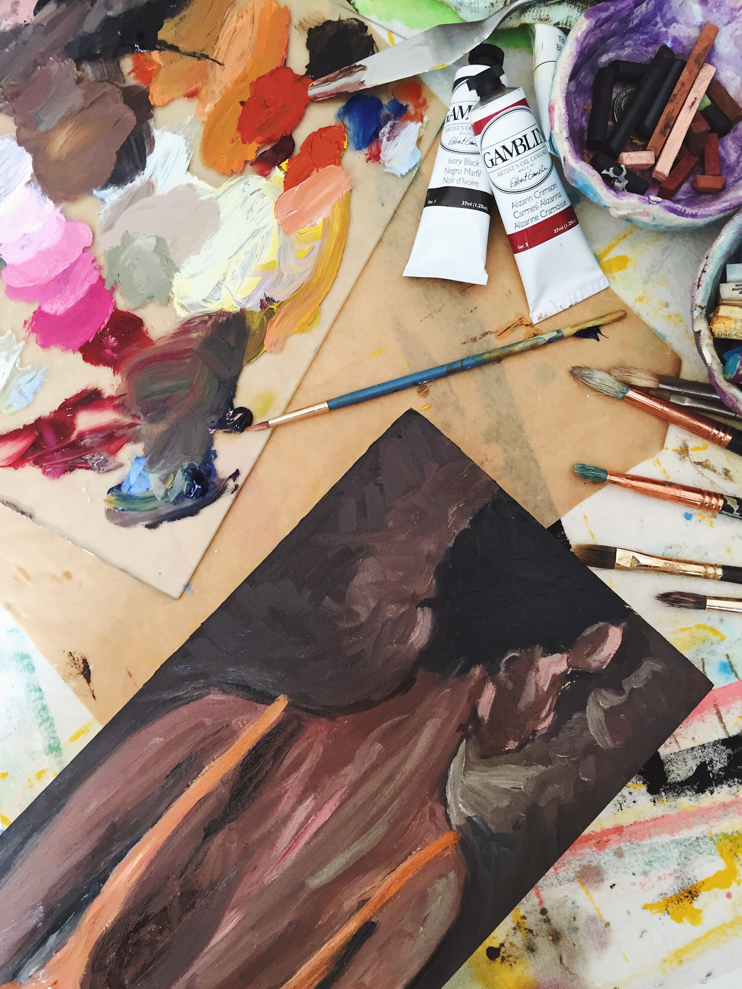 Christa David Painting Oil painting new york artist.jpg