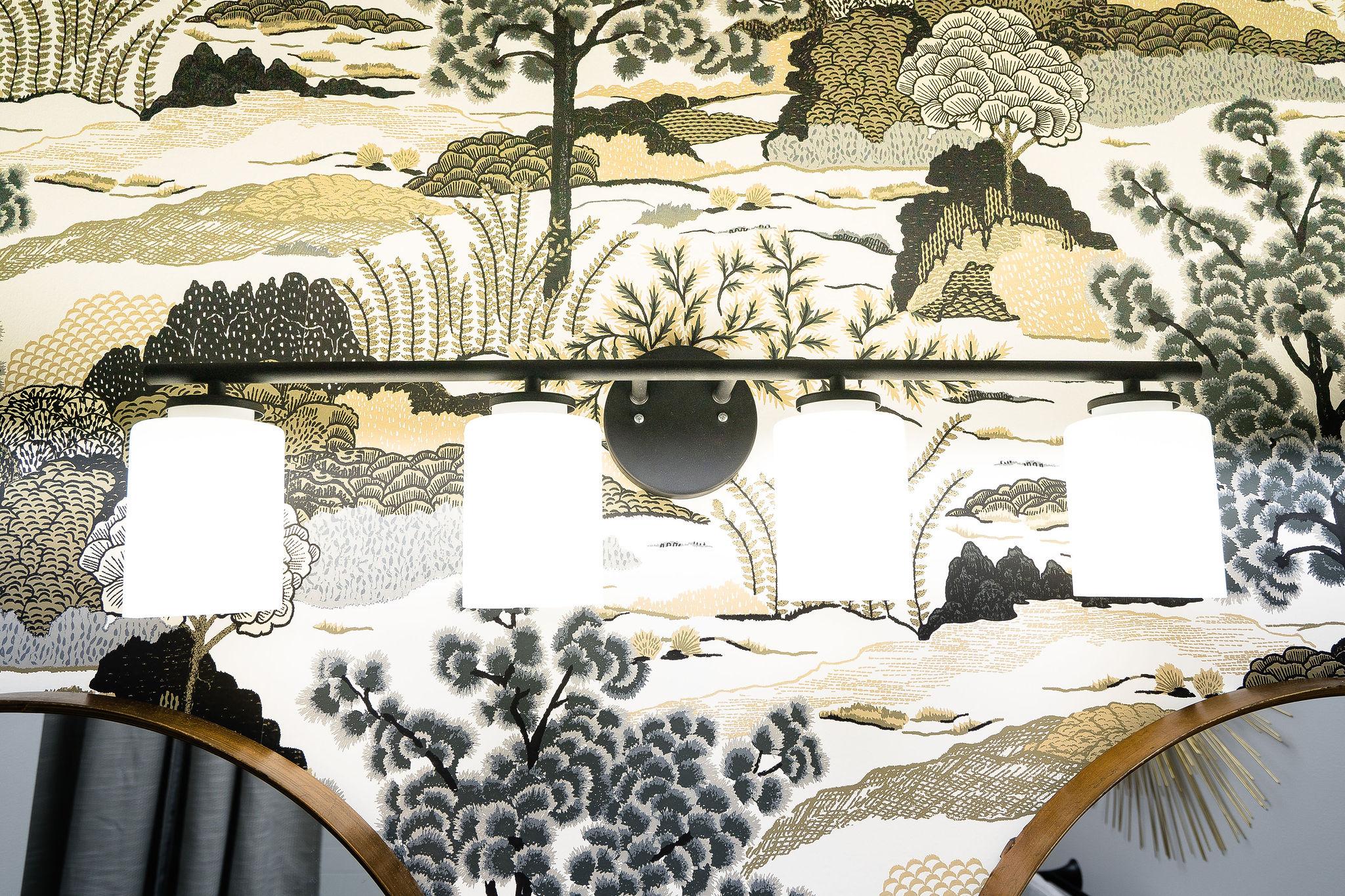 Niki McNeill Raleigh NC Interior Designer SingleBubblePop Design Studio Bathroom Renovation Remodel Refresh Pfister faucets9.jpg