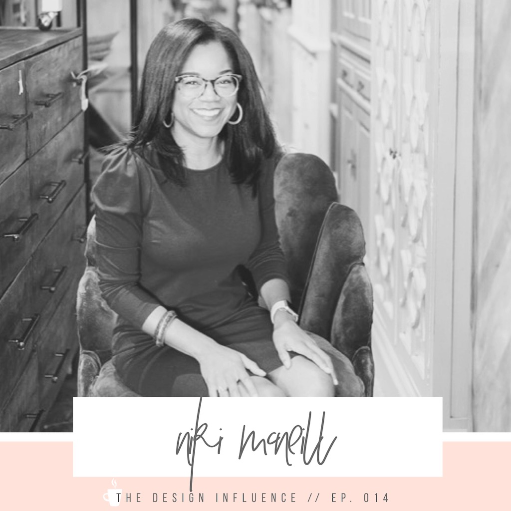 niki mcneill the design influence podcast interview