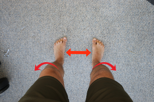 Create torque in the legs to build a stronger squat by Health Alchemist Training