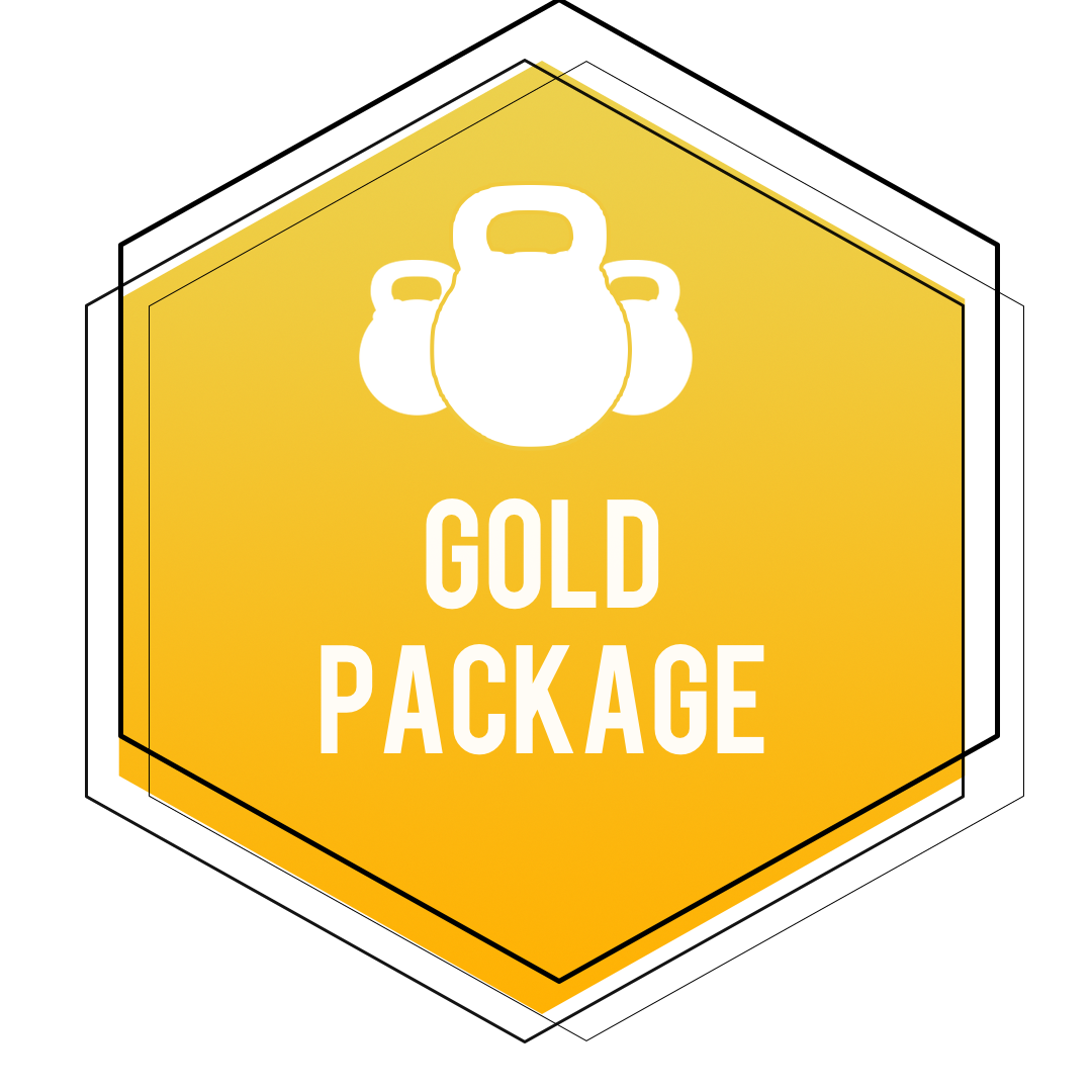 $495 or 3x $195 monthly - *$5 A DayOnline Personal Training Gold Package Includes:•12 Week Training Program w/ Adjustments•Customized Meal Plan•6 Week Progression Review•Email & Text Support From John•Skype or Zoom Video Call Consultation•Access to My Training App & Exercise Library•Bonus Free Health Alchemist Nauli & Pranayama Ebook & Video Course!•Payment Installments Available