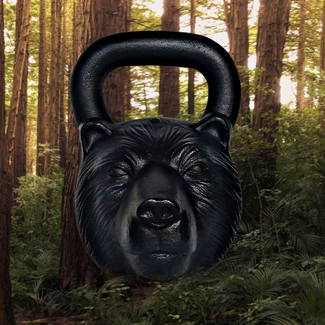 Grizzly Strong -