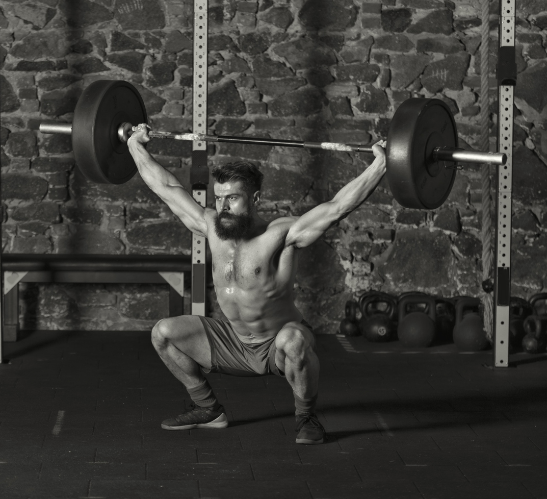 Common Mistakes That will hurt your barbell snatch - Health Alchemist Training
