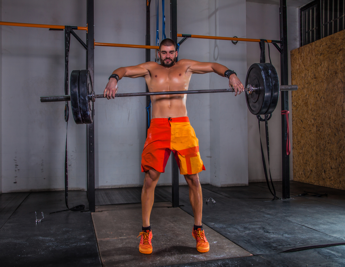 Bending Arms to early - common overhead snatch mistake - Health Alchemist Training