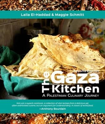 Purchase Leila's cookbook at the Palestine Center For Peace, Adelaide >>